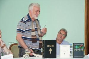 Любомир Левчев гост на Ротари Клуб Пловдив Пълдин