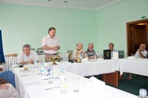 Васил Проданов гост на Ротари Клуб Пловдив Пълдин