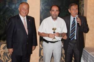Второ място заВладимир Колев