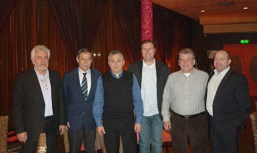 Побратимяването с Ротари клуб Санкт Петербург е по-близо