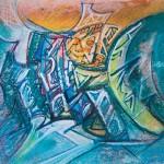 Изобразително изкуство - живопис на Никола Манев