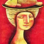 Girl with Fish, Тигран