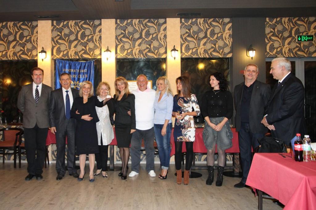Първо място РК Пловдив-Пълдин