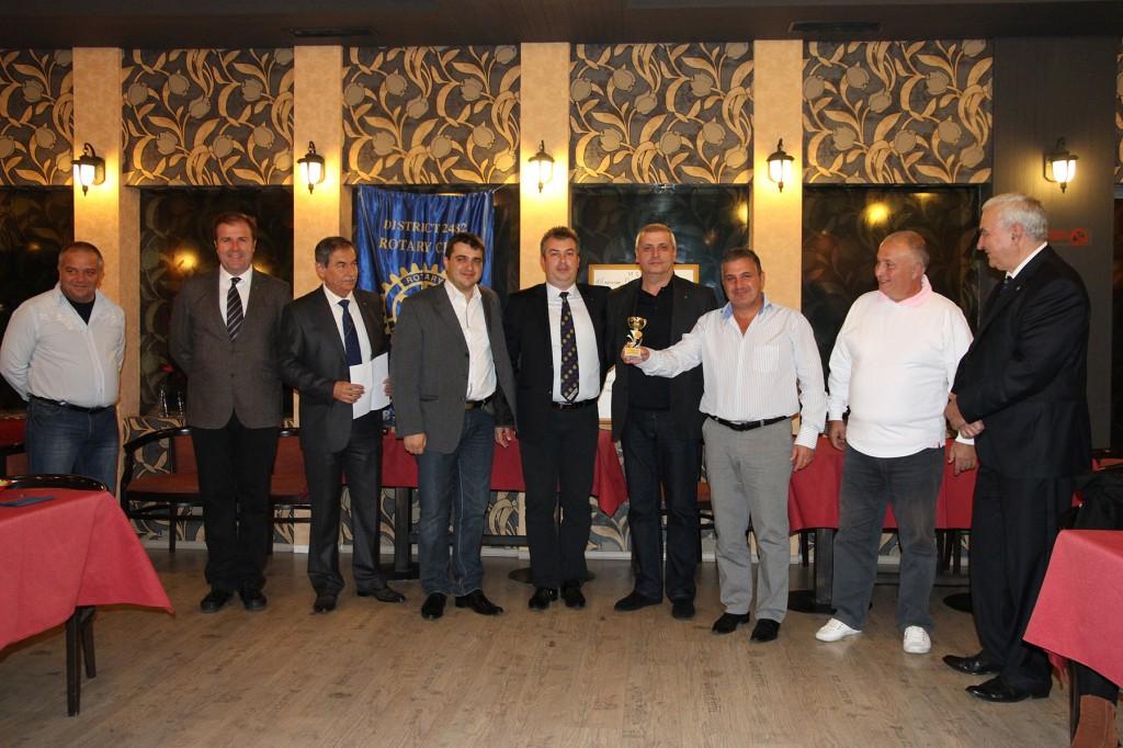 Third place  RC Svishtov