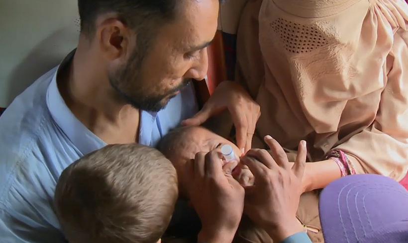 Кампанията End Polio Now в Пакистан