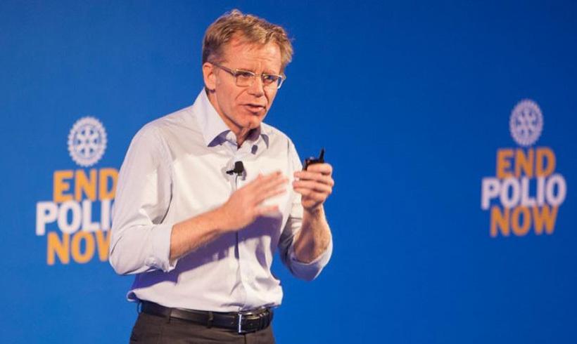 Как ще спрем детския паралич завинаги – Лекция на Bruce Aylward в TED