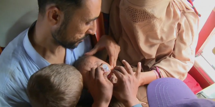 End Polio campaigh now in Pakistan
