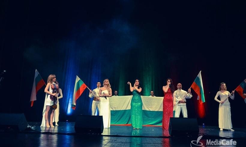 """Младите ни приятели от Ротаракт Пловдив Пълдин """"избухнаха"""" с невероятен концерт"""