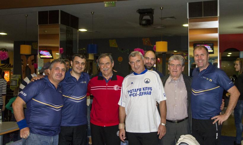 С все по-силно международно присъствие се проведе 13-рия Международен боулинг турнир