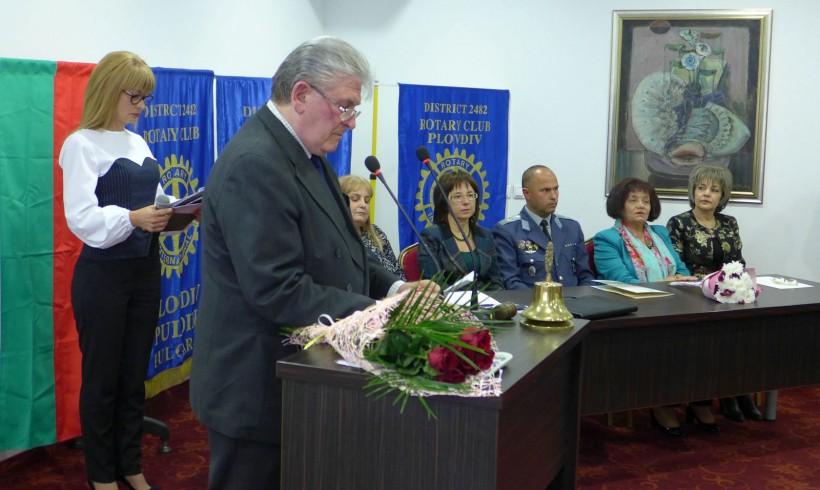 """Президентът Румен Радев патрон на """"Народните будители и Аз"""""""