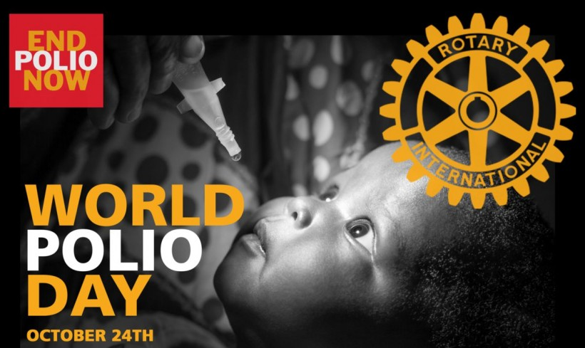 Ден на полиомиелита и инициативата End Polio Now
