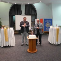 Отбелязахме 18-тия рожден ден на Ротари клуб Пловдив-Пълдин